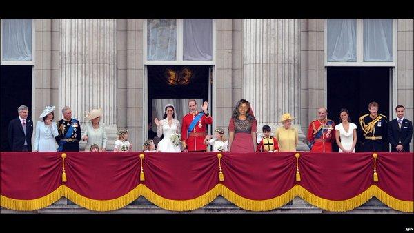 Đến Anh tham gia một sự kiện trọng đại của Hoàng gia.