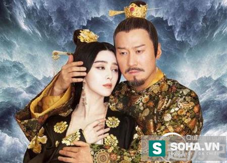 Sinh thời, Dương Ngọc Hoàn là ái thiếp được Đường Huyền Tông vô cùng yêu mến. (Ảnh minh họa).