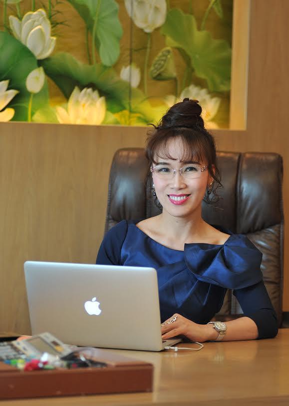 Bà Nguyễn Thị Phương Thảo – Phó Chủ tịch thường trực HDBank, TGĐ Vietjet Air