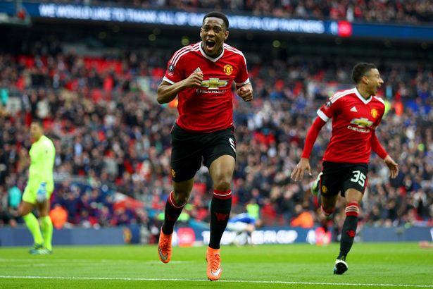 Man United đang có trong đội hình những cầu thủ trẻ.