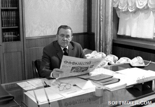 Thứ trưởng ngoại giao Liên Xô Andrey Gromyko. Ảnh: Softmixer.com