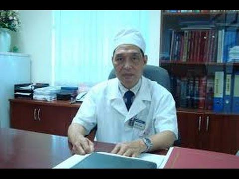 Giáo sư Nguyễn Bá Đức – Nguyên Giám đốc Bệnh viện K Hà Nội.