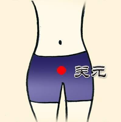 Ấn huyệt Quan nguyên giúp bồi thận, bổ khí, hồi dương.