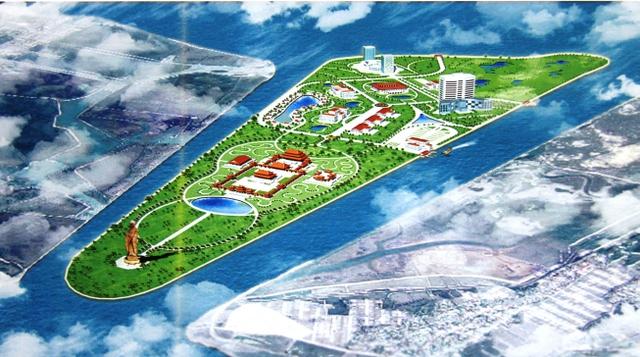 Đồ án khu du lịch đảo Cái Tráp (Hải Phòng)