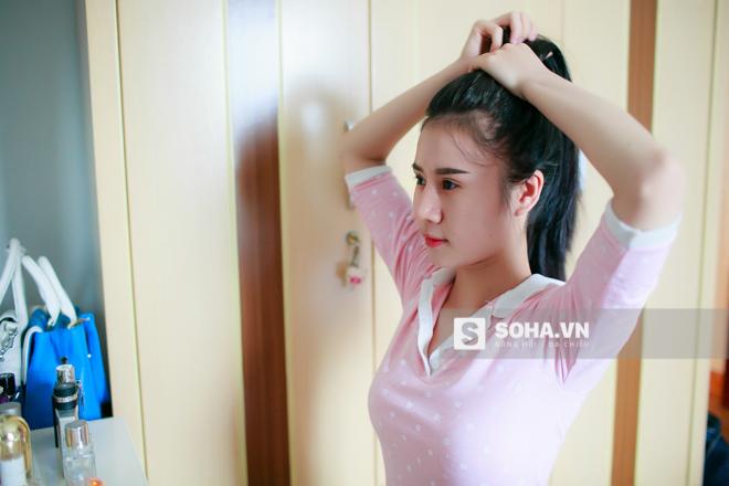 Thùy Vân cho biết, cô đến với nghề dancer như 1 cái duyên. Cả gia đình Thùy Vân đều theo nghệ thuật, bản thân cô từng có 7 năm học múa, 2 năm học trong trường Sân khấu Điện ảnh và 2 năm làm người mẫu cho công ty Venus.