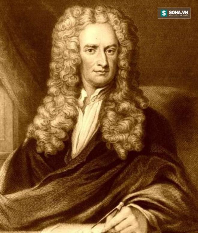 Nhà vật lý, nhà thiên văn học, nhà triết học, nhà toán học, nhà thần học và nhà giả kim người Anh Isaac Newton (4/1/1643 - 31/3/1727).