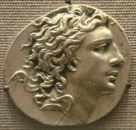 Vua Mithradates VI của Pontus (120-73 TCN). Ảnh Wikipedia