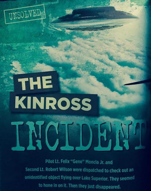 Vụ mất tích Kinross sau hơn 6 thập kỷ - Bí ẩn vẫn hoàn bí ẩn. Ảnh: Internet.