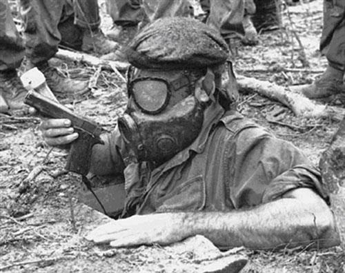 Lực lượng Chuột cống đường hầm xuống địa đạo tìm du kích Việt Nam