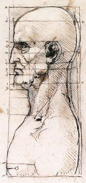 Một bức họa của Da vinci