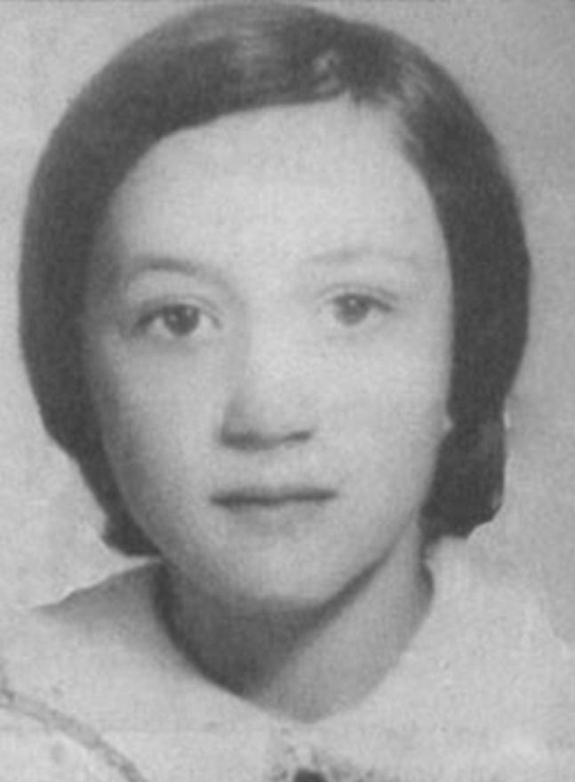 Yelena Zakotnova, nạn nhân đầu tiên của Gã đồ tể vùng Rostov. Ảnh: Internet.