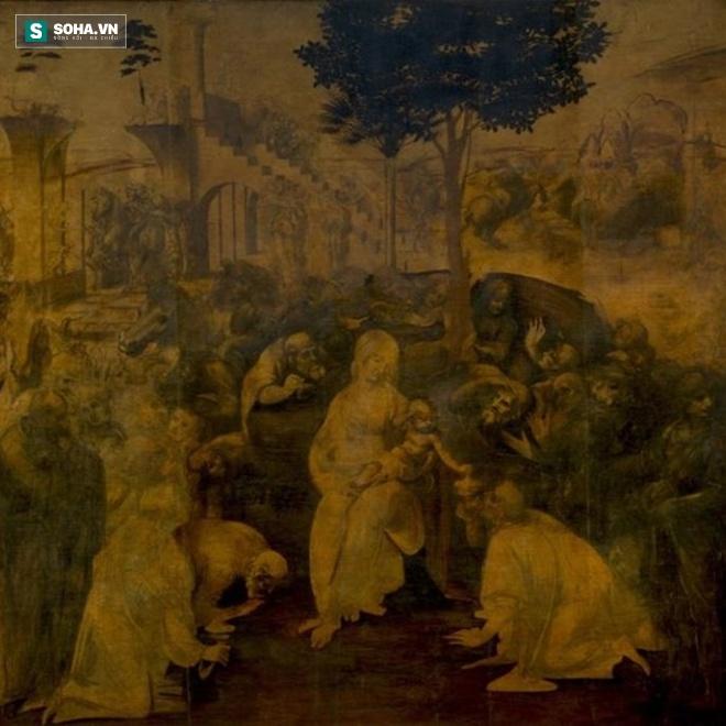 ADN trên các bức tranh có thể giải đáp bí ẩn hầm mộ của Da Vinci - Ảnh 1.