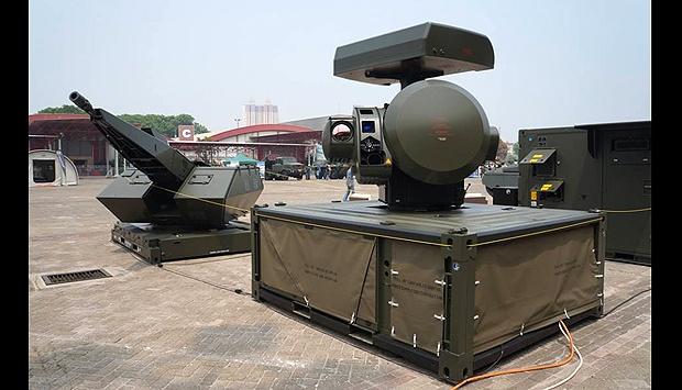 Các hệ thống Skyshield được thiết kế cho nhiệm vụ chống máy bay, cũng như phòng thủ trước các cuộc tấn công bằng tên lửa.