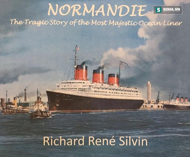 Tàu SS Normandie. Ảnh Internet.