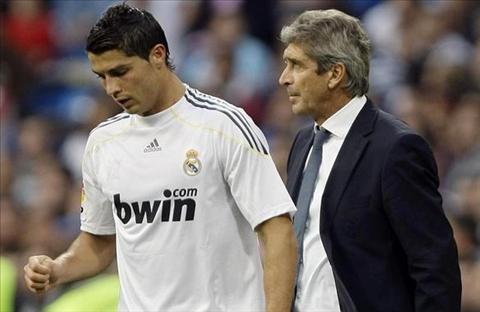 Ronaldo làm quen với La Liga dưới bàn tay của Pellegrini.