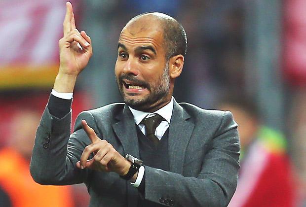 Pep Guardiola là lựa chọn mà Man United cố gắng ngắm nghía thời gian qua.