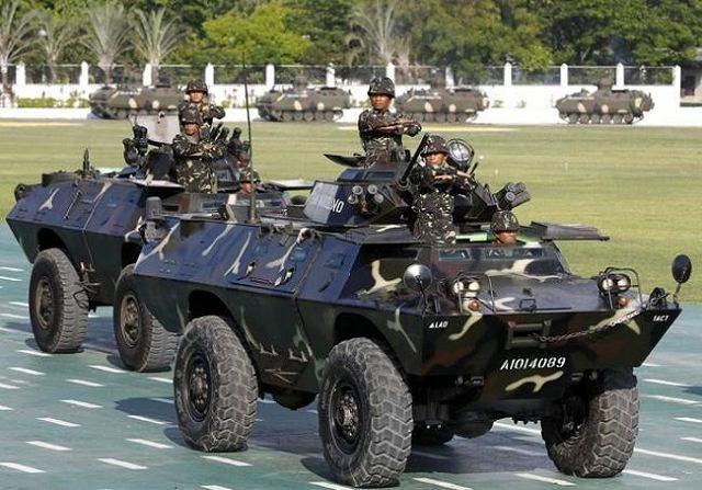 Quân đội Philippines đang thiếu thốn vũ khí một cách nghiêm trọng cả về chất lẫn lượng