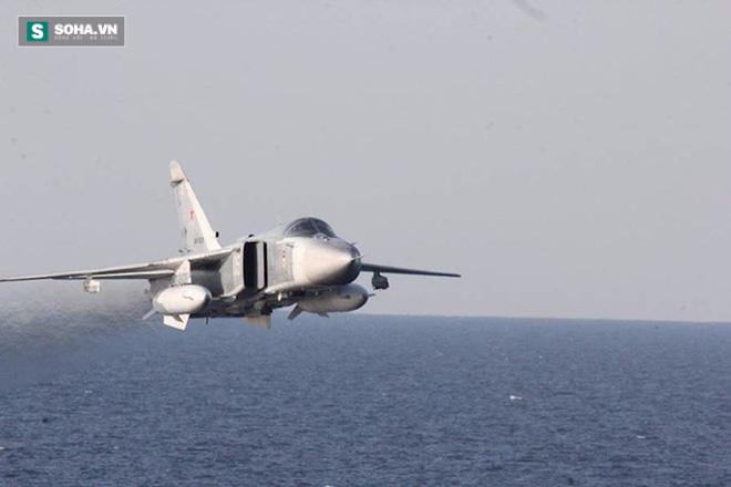 Ngoại trưởng Mỹ khẳng định quân đội nước này có quyền bắn hạ máy bay Nga áp sát tàu chiến của họ.