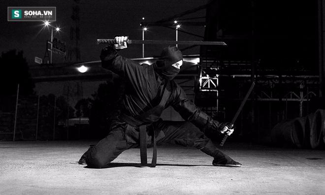 Ninjutsu (Nhẫn thuật) là môn võ thuật đỉnh cao của Ninja.