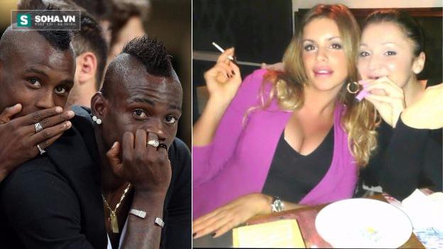 Chẳng có chuyện tình tập thể nào giữa Veronica Graf và cô bạn cùng 2 anh em nhà Balotelli.
