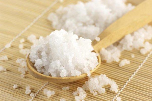 Từ xưa, người Trung Quốc đã không nêm nhiều muối vào các món ăn