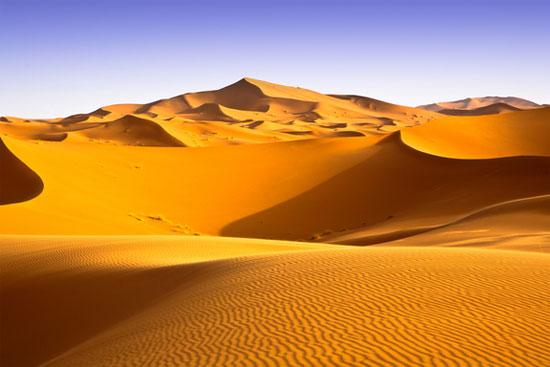 Cát sa mạc có triển vọng thành nguồn năng lượng mới