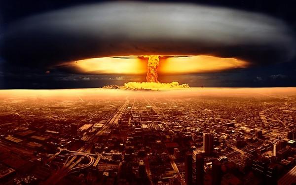 Thảm họa hạt nhân sẽ giết chết hàng trăm triệu người ngay lập tức. Hình minh họa