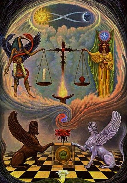 Vị thần Mặt trăng và Mặt trời