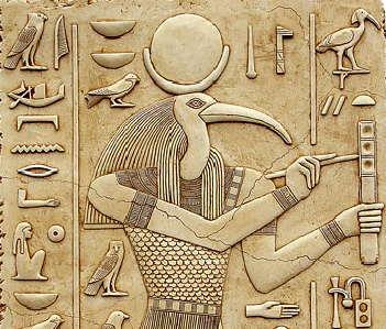 Sức mạnh của thần Thoth có thể xóa bỏ gông cùm của ác thần Seth
