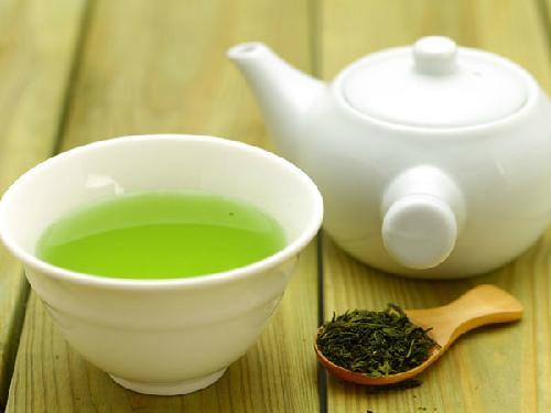 Trà xanh là thức uống không thể thiếu trong cuộc sống của người dân Nhật Bản