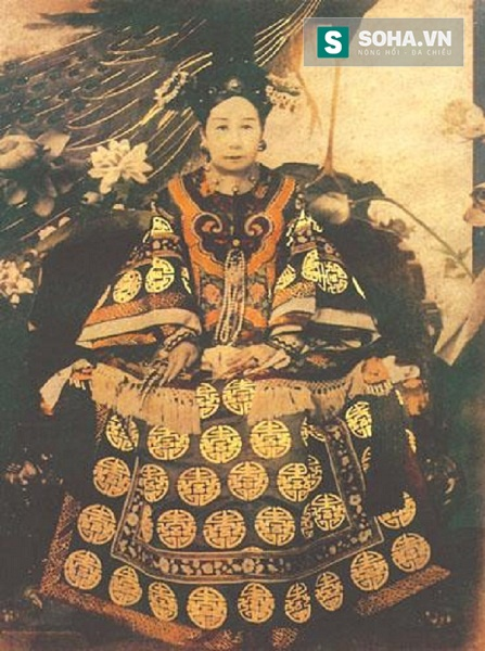 Chân dung Thái hậu khét tiếng trong lịch sử Thanh triều.
