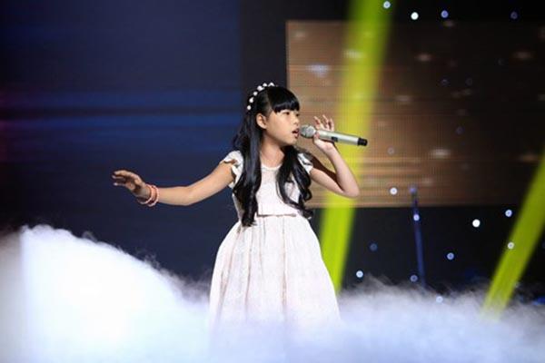 Dù có chút rụt rè, bỡ ngỡ khi thử sức tại The Voice Kids 2013, song khi tiến xa tại cuộc thi, Thu Hà đã khiến cho giới chuyên môn, khán giả hài lòng với những gì thể hiện được mỗi khi cất giọng trên sân khấu.