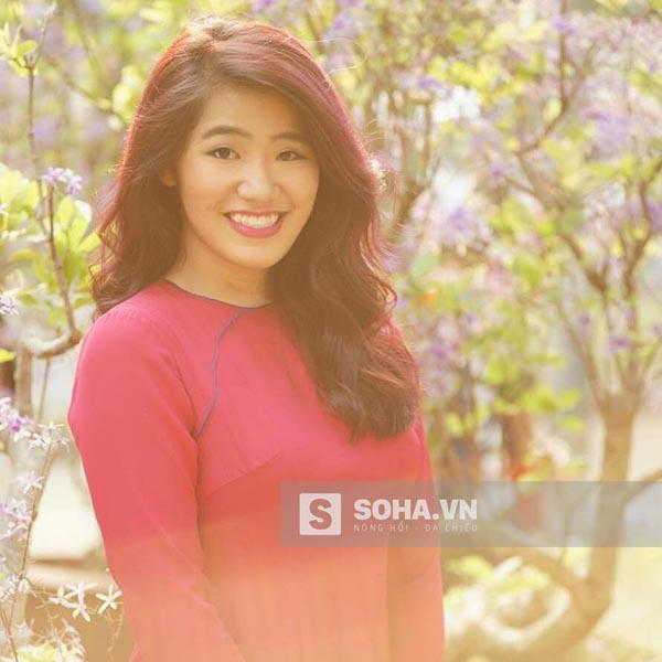Vân Khánh cho rằng việc sinh ra trong một gia đình nề nếp chính là điều cô cảm thấy may mắn và hạnh phúc nhất trong cuộc đời.