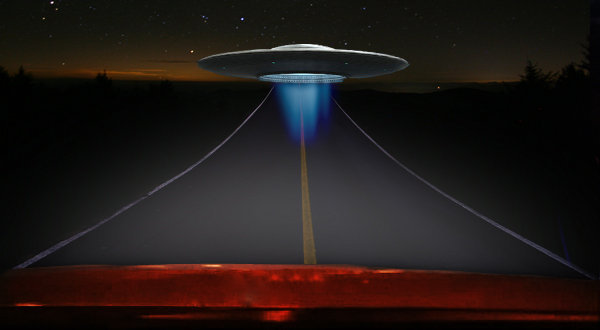 UFO có phải là phương tiện người ngoài hành tinh đến Trái Đất? Câu hỏi này đến nay chưa thể giải đáp hoàn chỉnh. Ảnh: Internet.