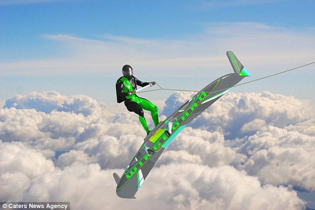Ván trượt WingBoard