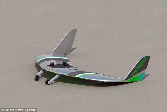 Nguyên mẫu ván trượt WingBoard