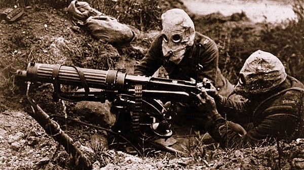 Vũ khí hóa học được sử dụng phổ biến trong chiến tranh