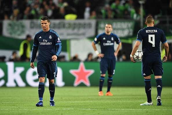 Thua trận lượt đi, Real Madrid sẽ chào tạm biệt Champions League.