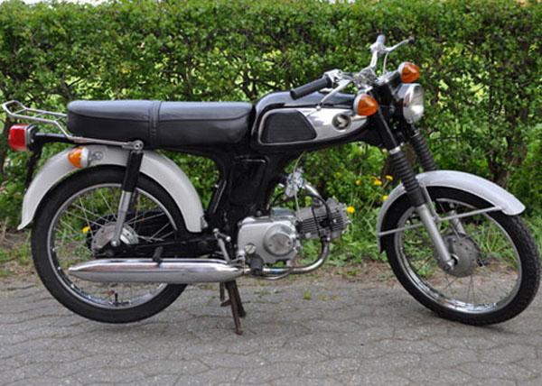 Honda 67. Ảnh: Khỏe và đẹp