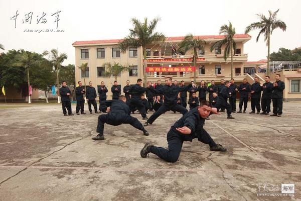 Các miếng học được từ Thiếu Lâm sẽ được 30 cao thủ này sử dụng ra sao trong Thủy quân lục chiến hạm đội Nam Hải