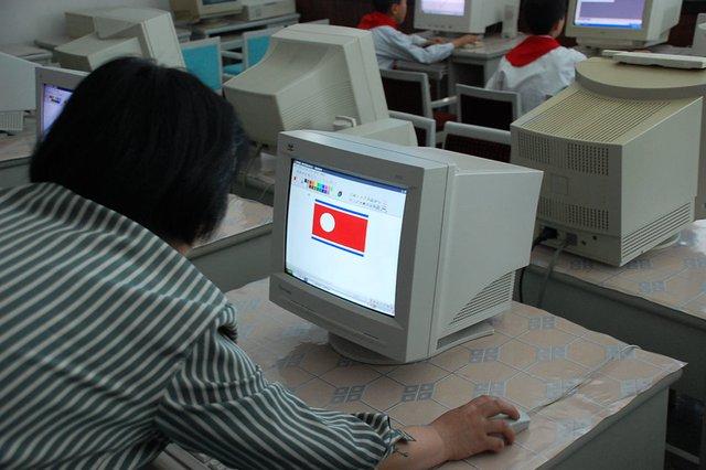 Mỹ đang bị nghi ngờ đứng sau sự cố internet ở Triều Tiên.