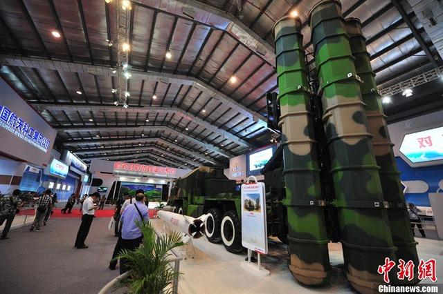 Thông tin này được Janes Defence Weekly cho biết, theo đó đây là chương trình mua sắm quân sự lớn đầu tiên được đưa ra để cân nhắc kể từ khi quân đội Thái Lan tiến hành cuộc đảo chính, lật đổ chính phủ tạm quyền của Thủ tướng Yingluck Shinawatra. (Trong ảnh: Hệ thống FD-2000)