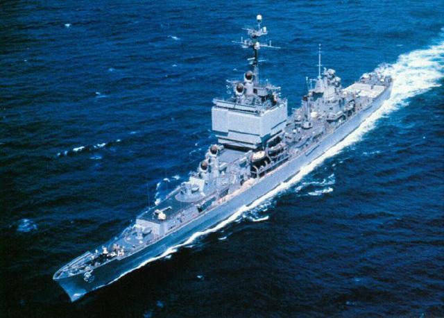USS Long Beach (CGN-9) là tuần dương hạm hạt nhân đầu tiên của Mỹ và thế giới, nó cũng là chiếc duy nhất thuộc lớp này