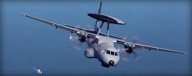Máy bay cảnh báo sớm C-295 AEW&C.