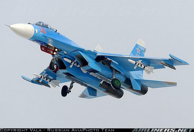 Tiêm kích Su-27SM2