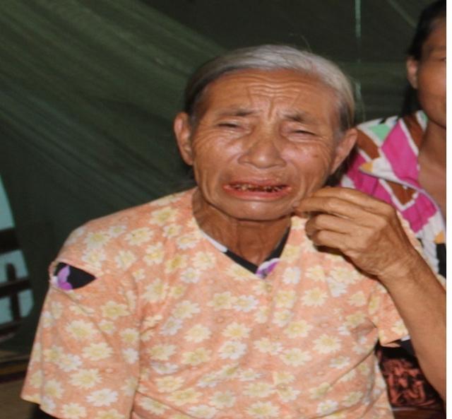 Bà lão nuôi 9 con ngớ ngẩn mơ một lần được nghe tiếng gọi mẹ - Ảnh 1