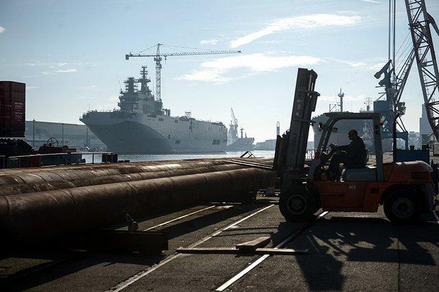 Tàu Sevastopol sau ngày hạ thủy