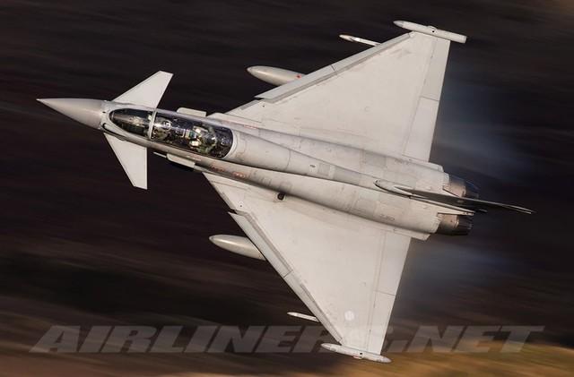 Tiêm kích Eurofighter Typhoon