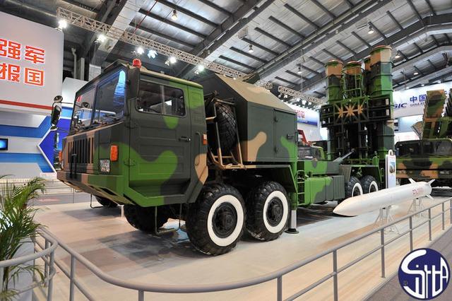 Tên lửa FD-2000 được áp dụng công nghệ phóng thẳng đứng, có thể bao quát trong phạm vi 360 độ.