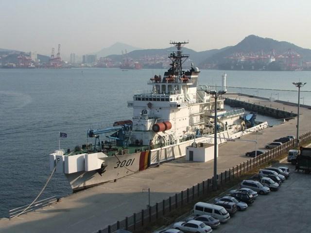 Tàu tuần tra lớp Taepyungyang số hiệu 3001, gia nhập biên chế năm 1994